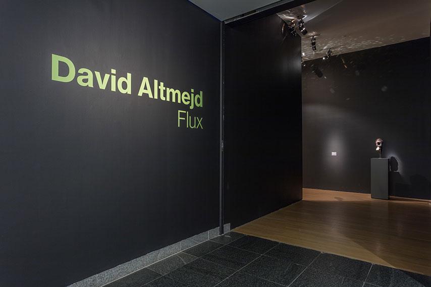 Flux de David Altmejd
