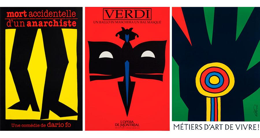 Vittorio 3 affiches